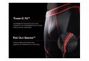 Pack de 2 Boxers Saxx Sport Mesh Bleu / Noir