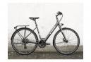 Vélo de Ville Trek Verve 1 Lowstep Equipped Shimano Altus 7V Noir 2021
