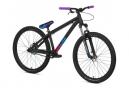 Vélo de Dirt NS Bikes Zircus Single Speed 26'' Noir 2021
