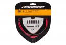 Jagwire 1x Sport Shift Kit rojo