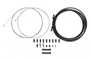 Jagwire 2x Sport Shift Kit trenzado blanco