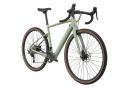 Gravel Bike Électrique Cannondale Topstone Neo SL 1 Shimano GRX 11V Vert