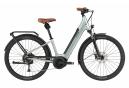 Bicicletta elettrica da città Cannondale Adventure Neo 2 EQ 650b Shimano Shimano 8V 500Wh Sage Grey