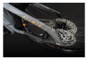 VTT Électrique Tout-Suspendu Haibike AllMtn 4 Shimano SLX 12V 625 Wh 29'' / 27.5'' Plus Gris 2021