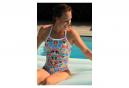 Mako Aumakua Rainbow Lines Women's 1 Piece Swimsuit