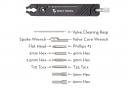 Wolf Tooth 8-Bit Pack Pliers Multi-Tool (17 Functions) Black
