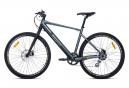 Moma Bikes E-ROAD PRO 28, Equipped Full Shimano, 8 Vitesses, Freins à disques Hydrauliques, Bat. Ion Lithium intégrée et amovible de 36V 10Ah