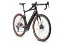 Gravel Bike Électrique Fuji E-Jari Shimano GRX 11V 250 Wh 700 mm Noir Beige Sand Gradient 2021
