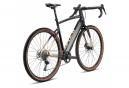 Bicicletta elettrica Gravel Fuji E-Jari Shimano GRX 11S 250 Wh 700 mm Black Sand Gradient Beige 2021