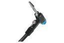 VAR Magnum Air Force Floor Pump (Max 18 bars / 260 psi) Black