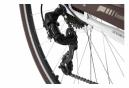 VTC Homme 28  Venice guidon plat blanc TC 58 cm KS Cycling