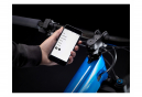 Trek E-Calibre 29 '' Elektrische Vollfederung MTB Shimano Deore 12V Satin Lithium Grau / Trek Schwarz 2021