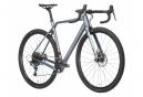 Gravel Bike Rondo RUUT CF1 Sram Force 11V Schiefergrau 2021