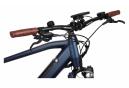 Vélo de Ville Électrique Bicyklet Raymond Shimano Acera 9V 504 Wh 27.5'' Bleu Matt Night 2021
