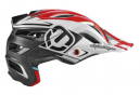 Casque All Mountain Mondraker x Troy Lee Designs A3 Mips Blanc / Rouge
