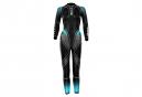 Huub Aegis X 3.3 Womens Wetsuit Black / Blue