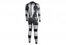Women's Arena SAMS Carbon Neoprene Wetsuit Silver Black