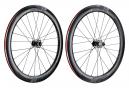 Paire de Roues Vision TC 55 Disc Carbon Tubeless Ready | 12x100 - 12x142mm | Centerlock