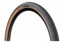 Teravail Cannonball Neumático de grava de 700 mm Tubeless Ready Plegable Durable Bead-to-Bead Tan Sidewall