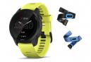 Montre de Sport Garmin 945 LTE Pack Triathlon Noir / Jaune