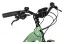 Vélo de Ville Électrique Bicyklet Victoire Shimano Alivio 9V 400 Wh 700 mm Vert Wood 2021