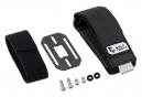 Correa Wolf Tooth B-RAD XL + Soporte para accesorios Negro