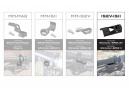Wolf Tooth ShiftMount ISEV-ISII para manetas de cambio Shimano I-Spec EV y frenos Shimano I-Spec II