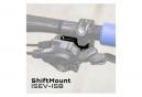 Wolf Tooth ShiftMount ISEV-ISB para manetas de cambio Shimano I-Spec EV y frenos Shimano I-Spec B