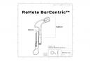 Wolf Tooth ReMote BarCentric (ohne Kabel und Gehäuse) Schwarz