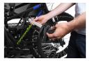 Porte-Vélo sur Boule d'Attelage Thule VeloSpace XT 3 939001 - 3 Vélos Noir