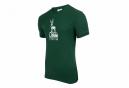 T-Shirt Manches Courtes LeBram Cerf Vert Foncé