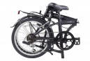 Vélo Pliant Dahon SUV D6 Panaché 6V Noir 2021