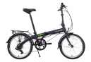 Vélo Pliant Dahon Vybe D7 Panaché 7V Noir 2021