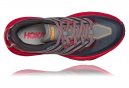 Chaussures de Trail Femme Hoka One One Speedgoat4 Gris / Rouge