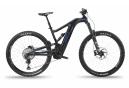 VTT Tout Suspendu Électrique BH Atomx Carbon Lynx 5.5 Pro-S Shimano SLX / XT 12V 720 Wh 29'' Noir 2021