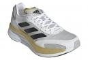 Chaussures de Running adidas running adizero Boston 10 Blanc / Or