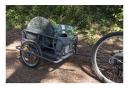 Remorque Bike Original Bike Original en Acier