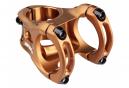 Potence Spank Split 35 mm 0° Bronze