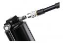Birzman Salut HP Pump (Max 400 psi / 27.6 bar) Silver