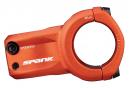 Potence Spank Spoon 318 0° 31.8 mm Orange