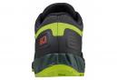 Chaussures de Trail Mizuno Wave Ibuki 3 Vert / Noir