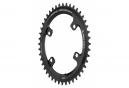Wolf Tooth 104 BCD Asymmetric 4-Bolt Shimano GRX Chainring Drop-Stop B Black