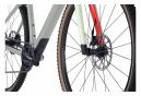 Gravel Bike BMC URS One (Var 1) Sram Apex 1 11V 700 mm Gris Rouge 2022