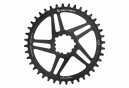 Wolf Tooth Direct Mount Chainring for Sram Drop-Stop B Black