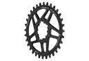 Wolf Tooth Elliptical Direct Mount Chainring for Sram Boost 3 mm Drop-Stop A Black