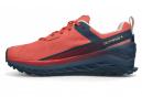 Chaussures de Trail Femme Altra Olympus 4 Rouge / Bleu