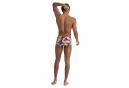 Speedo V Swimsuit Club Allover 17cm Black