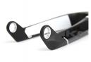 Fourche Ikon Tapered Pro 20 mm Noir / Blanc