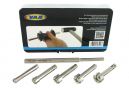 VAR hub bearings extraction kit