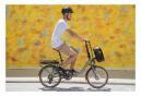 Vélo Pliant Electrique e-Nomad Gitane